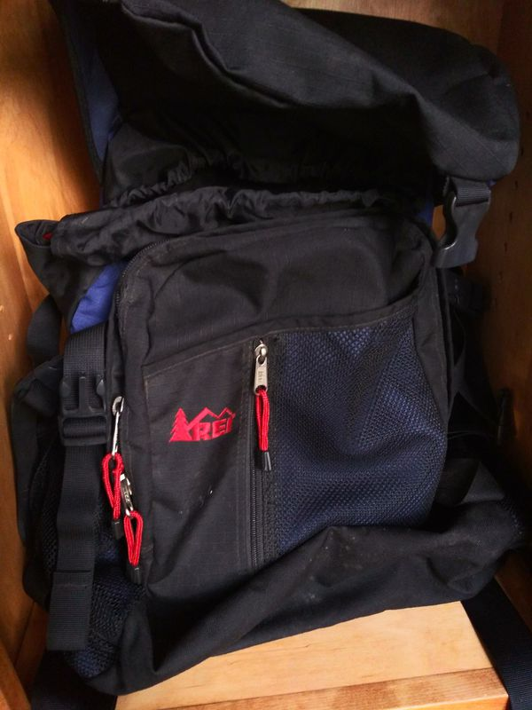 REI backpack