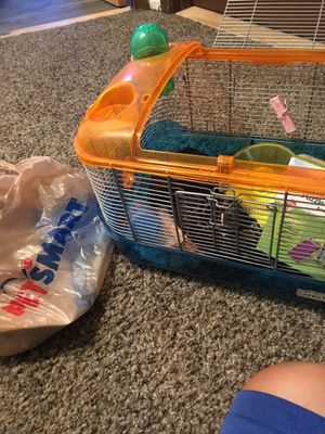 Hamster cage for Sale in Beaverton, OR