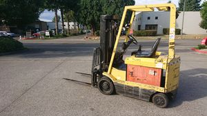Hyster Electrical Warehouse Four Wheeler Forklift for Sale in Kent, WA