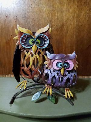 Metal Owl Art for Sale in Federal Way, WA