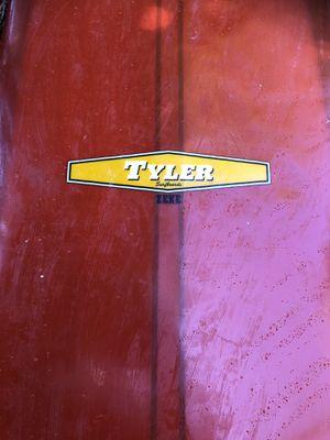 """Tyler """"Zeke"""" Model Surfboard for Sale in Rolling Hills, CA"""