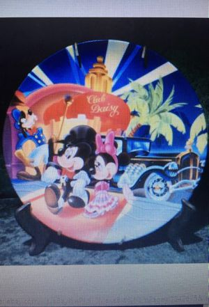"Disney MGM Studios Collectors Plate ""Club Daisy"" for Sale in Los Angeles, CA"