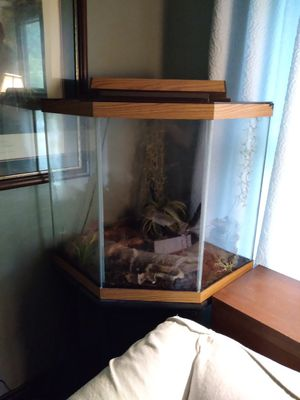 45 gallon tank for Sale in Independence, OH