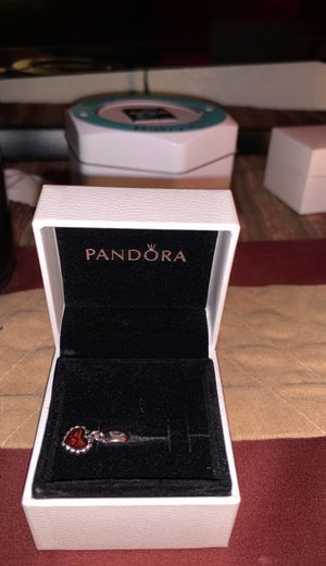 Heart pandora charm for Sale in Corona, CA