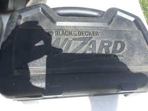 Wizard Rotary Tool - Black and Decker for Sale in Millcreek, UT