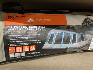 10-Person Tent for Sale in Norfolk, VA