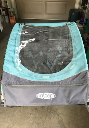 INSTEP DOG CARRIER BEHIND BIKES for Sale in Nicholasville, KY