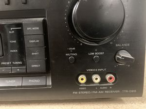Sony stereo receiver. STR D915 for Sale in Woodinville, WA