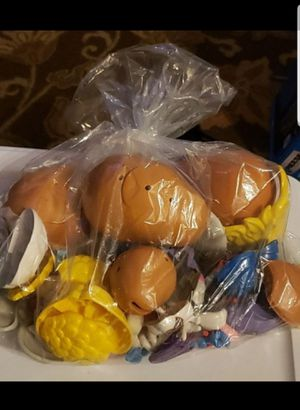 Bag of mr potato heads for Sale in Federal Way, WA