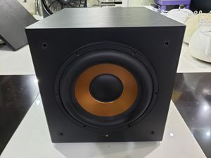 Klipsch RSW 10, 1150 Watts peak dual driver Subwoofer excellent condition perfectly working Amazing sound for Sale in Anaheim, CA