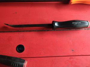 Snap on 14 pry bar for Sale in Osteen, FL