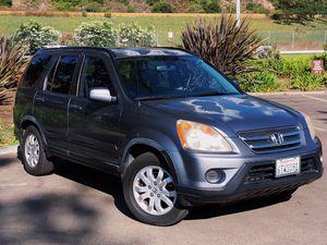 2006 Honda CRV for Sale in San Diego, CA