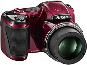 Nikon Coolpix L820 camera photography pictures point and shoot for Sale in San Pedro, CA