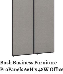Brand New Bush Furniture Panels for Sale in West Valley City,  UT