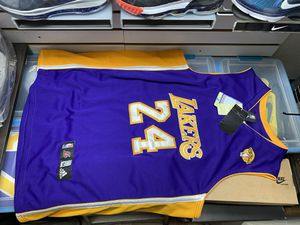 Kobe Bryant Adidas Finals Jersey (Size 54) NEW for Sale in Fresno, CA