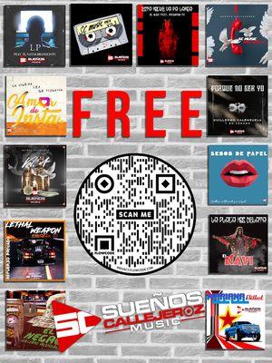 Free Music ( Corridos ) for Sale in Compton, CA