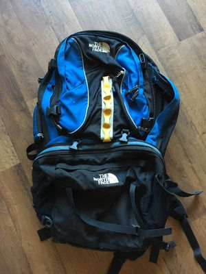 The North Face Camping Backpack for Sale in Denver, CO