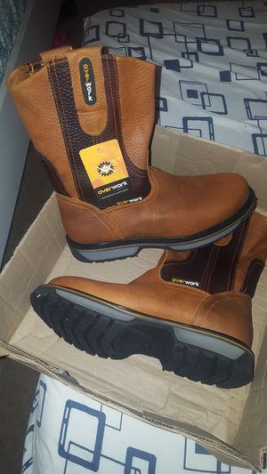 Men's work boots for Sale in Falls Church, VA