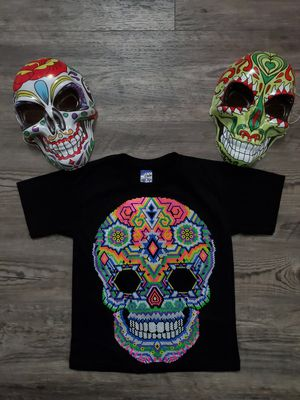 Kids day of the dead tshirts, dia de los muertos for Sale in Stickney, IL