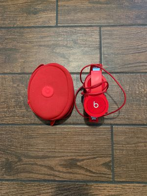 Beats Solo 3 (PRODUCT RED) for Sale in Irving, TX