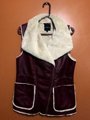 My Michelle Fur Vest- * SIZE: Junior Large* for Sale in Houston, TX