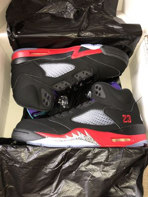 Jordan 5 Retro Top 3 - BRAND NEW SIZE 9.5 for Sale in Shelby Charter Township, MI