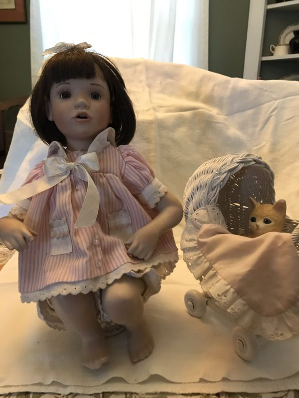 1995 Christina Doll from Favourite Friends Collection