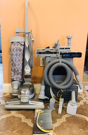 Kirby Diamond Vacuum Cleaner W/Attachments & Shampooer for Sale in Raymond, NH