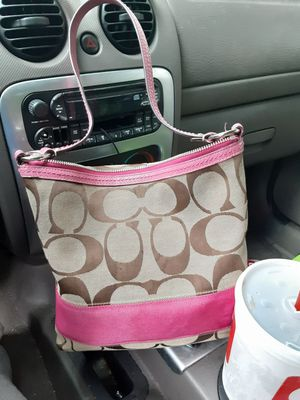 Coach bag for Sale in Wichita, KS