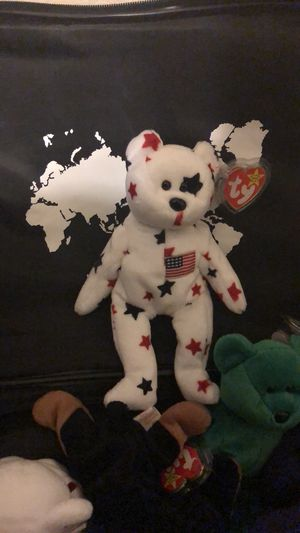 Vintage Independence Day Beanie Baby Retired Collectible for Sale in Columbus, OH