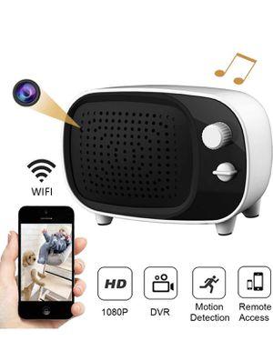 Wireless Hidden Camera Bluetooth Speaker for Sale in Colonial Heights, VA