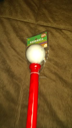 Brand new baseball and bat for Sale in Worcester, MA