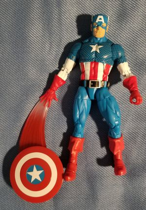 Marvel Legends Captain America - Retro Version Loose for Sale in Spring Valley, CA