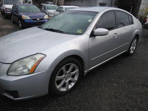2007 Nissan Maxima for Sale in Rockville, MD