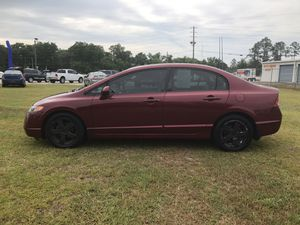 2008 Honda Civic EX-L 4D Sedan for Sale in Blackshear, GA
