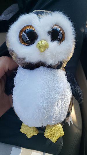 Owliver , Ty, stuffed animal for Sale in Pleasanton, CA
