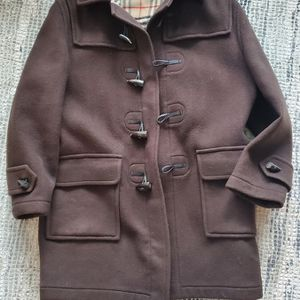 Burberry London duffel toggle jacket coat size large for Sale in Chicago, IL