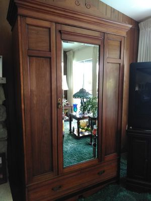 Antique Armoire for Sale in Seattle, WA