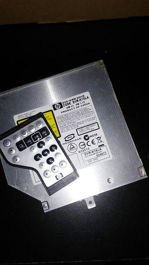 Laptop HP DVD+R/RW Drive w/ Remote for Sale in Lakewood, WA