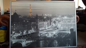 Picture of Paris With Eifel Tower for Sale in Fontana, CA