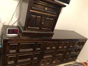 Nine drawer dresser for Sale in Oroville, CA