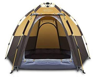 Toogh Instant Camping Tent with Bed Cot for Sale in San Diego, CA