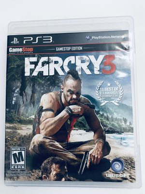 PS3 Vide Game FARCRY3 Tested for Sale in Fuquay-Varina, NC