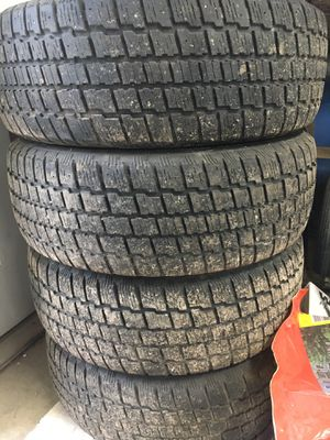 Cooper winter tires for Sale in PORT TREVORTN, PA