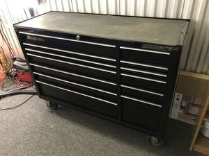Snapon Classic 78 Tool Box Roll Chest for Sale in Bountiful, UT