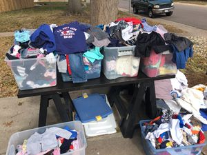 Kids clothes size newborn to 3T boys and girls for Sale in Sheridan, CO
