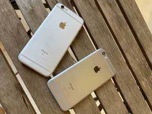 Lot of 2 iPhone 6s (iCloud locked) NOT blacklisted for Sale in Hialeah, FL