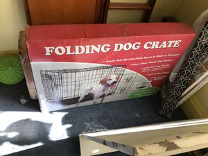 Dog crate for Sale in Boston, MA