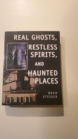 Real Ghosts, Restless Spirits and Haunted Places for Sale in Blandon, PA