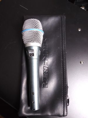 Shure beta 87A condenser microphone for Sale in Los Angeles, CA